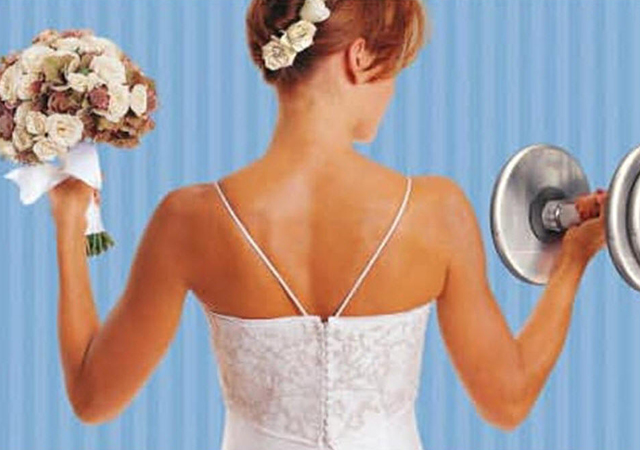 Weight-Loss Secrets for Brides-to-Be