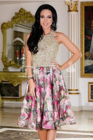 Modele de Rochii Baby Doll Online pentru Nunta, Botez sau Cununie