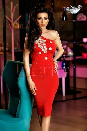 Modele de Rochii Rosii de Seara Online