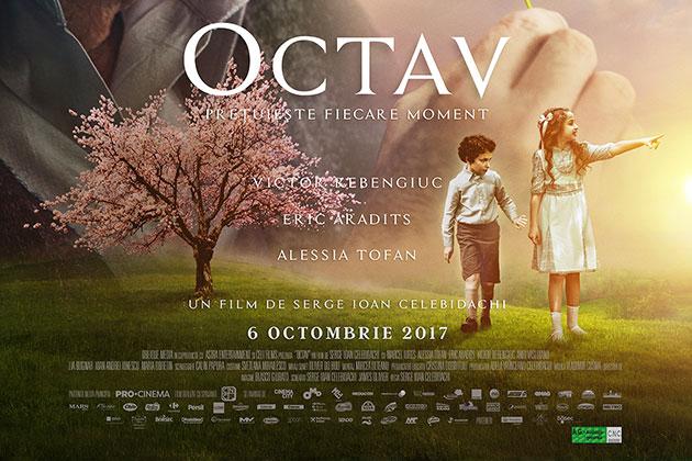 Filmul Octav va avea proiectii speciale in tara