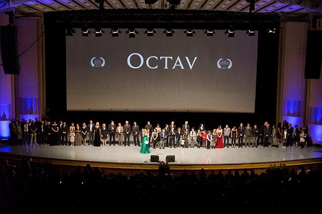 Premiera de Gala: OCTAV a polarizat energiile a peste 4.000 de spectatori