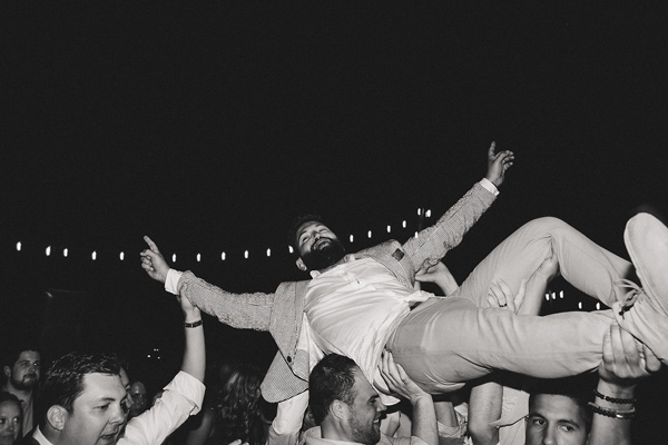 Ruffled - photo by Marble Rye Photography http://ruffledblog.com/desert-dance-party-wedding-in-ojai