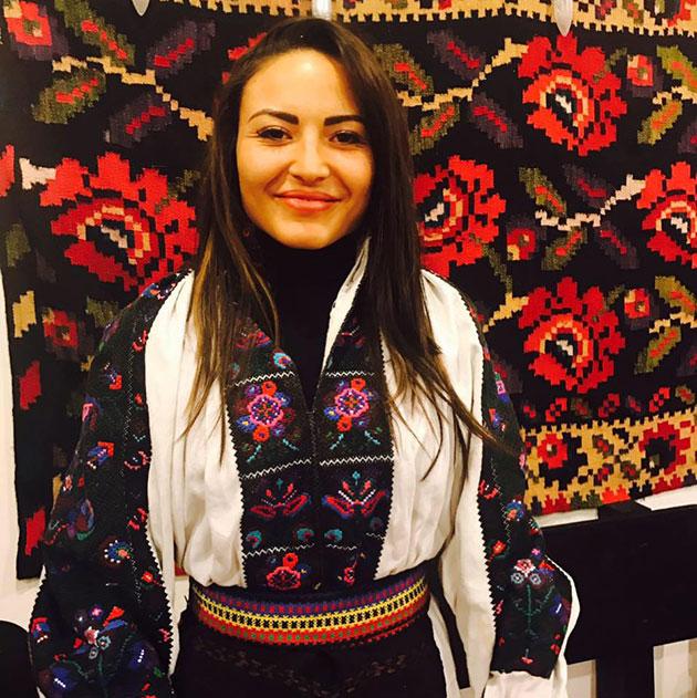 Festivalul Romania Autentica Alexandra Dobre