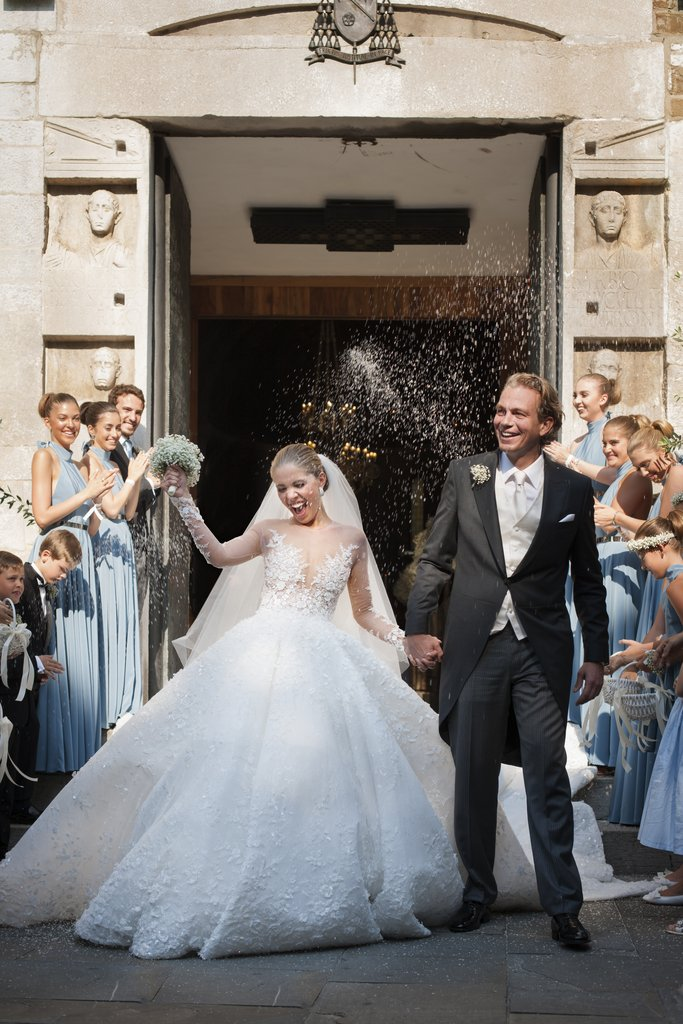 Victoria-Swarovski-Werner-Muerz-Wedding-Day