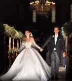 Gown-Cost-Over-Million-Dollars