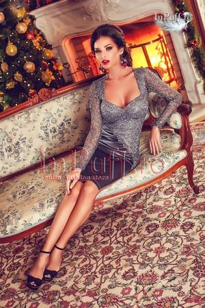 Modele de Rochii de Seara Scurte din Catifea Online