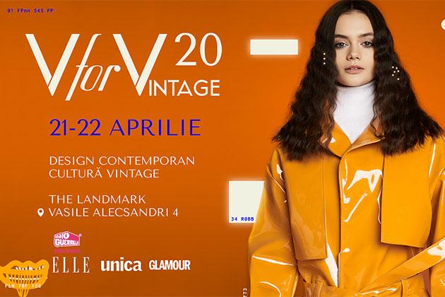 ''Adopta un designer la inceput de drum'', o campanie initiata de V for VINTAGE si sustinuta de pasionati ai designului romanesc