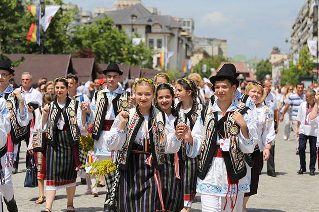Festivalul RomanIA Autentica in editie de Centenar 23-24 Iunie 2018