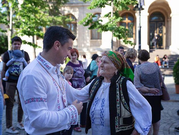 RomanIA Autentica Mihai Chirica Iasi
